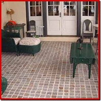 Philly cobblestone in your living space